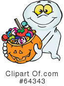 Trick Or Treating Clipart #64343