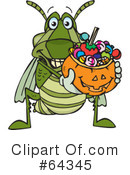 Trick Or Treating Clipart #64345