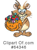 Trick Or Treating Clipart #64346