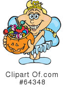 Trick Or Treating Clipart #64348