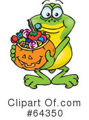 Trick Or Treating Clipart #64350