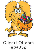 Trick Or Treating Clipart #64352