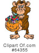 Trick Or Treating Clipart #64355