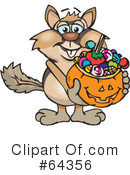 Trick Or Treating Clipart #64356
