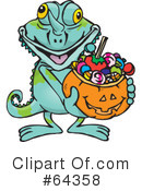 Trick Or Treating Clipart #64358