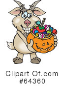 Trick Or Treating Clipart #64360