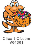 Trick Or Treating Clipart #64361