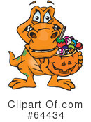 Trick Or Treating Clipart #64434