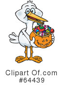 Trick Or Treating Clipart #64439