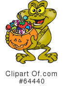 Trick Or Treating Clipart #64440