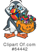 Trick Or Treating Clipart #64442
