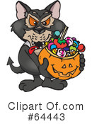 Trick Or Treating Clipart #64443