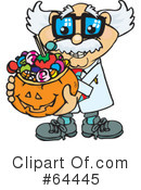 Trick Or Treating Clipart #64445