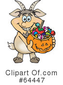 Trick Or Treating Clipart #64447