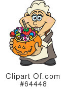 Trick Or Treating Clipart #64448