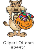Trick Or Treating Clipart #64451
