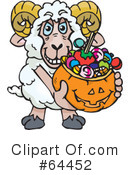 Trick Or Treating Clipart #64452