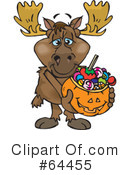 Trick Or Treating Clipart #64455