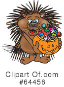 Trick Or Treating Clipart #64456