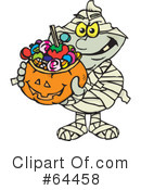 Trick Or Treating Clipart #64458
