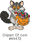 Trick Or Treating Clipart #64472