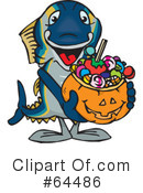 Trick Or Treating Clipart #64486