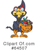 Trick Or Treating Clipart #64507