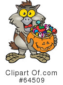 Trick Or Treating Clipart #64509