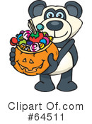 Trick Or Treating Clipart #64511