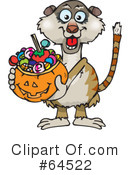 Trick Or Treating Clipart #64522