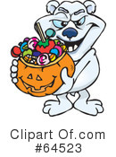 Trick Or Treating Clipart #64523
