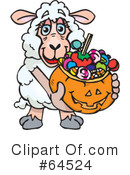 Trick Or Treating Clipart #64524