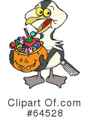 Trick Or Treating Clipart #64528