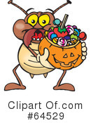 Trick Or Treating Clipart #64529