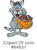 Trick Or Treating Clipart #64531