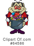 Trick Or Treating Clipart #64586