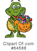 Trick Or Treating Clipart #64588