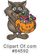 Trick Or Treating Clipart #64592