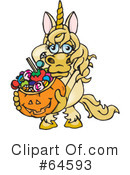 Trick Or Treating Clipart #64593