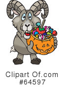 Trick Or Treating Clipart #64597