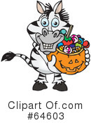 Trick Or Treating Clipart #64603