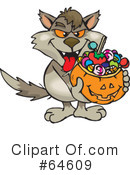 Trick Or Treating Clipart #64609