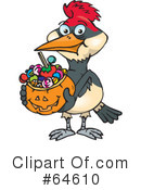 Trick Or Treating Clipart #64610
