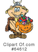 Trick Or Treating Clipart #64612