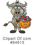 Trick Or Treating Clipart #64613