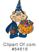 Trick Or Treating Clipart #64616