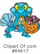 Trick Or Treating Clipart #64617