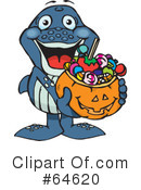 Trick Or Treating Clipart #64620