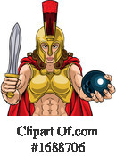 Trojan Clipart #1688706 by AtStockIllustration
