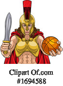Trojan Clipart #1694588 by AtStockIllustration